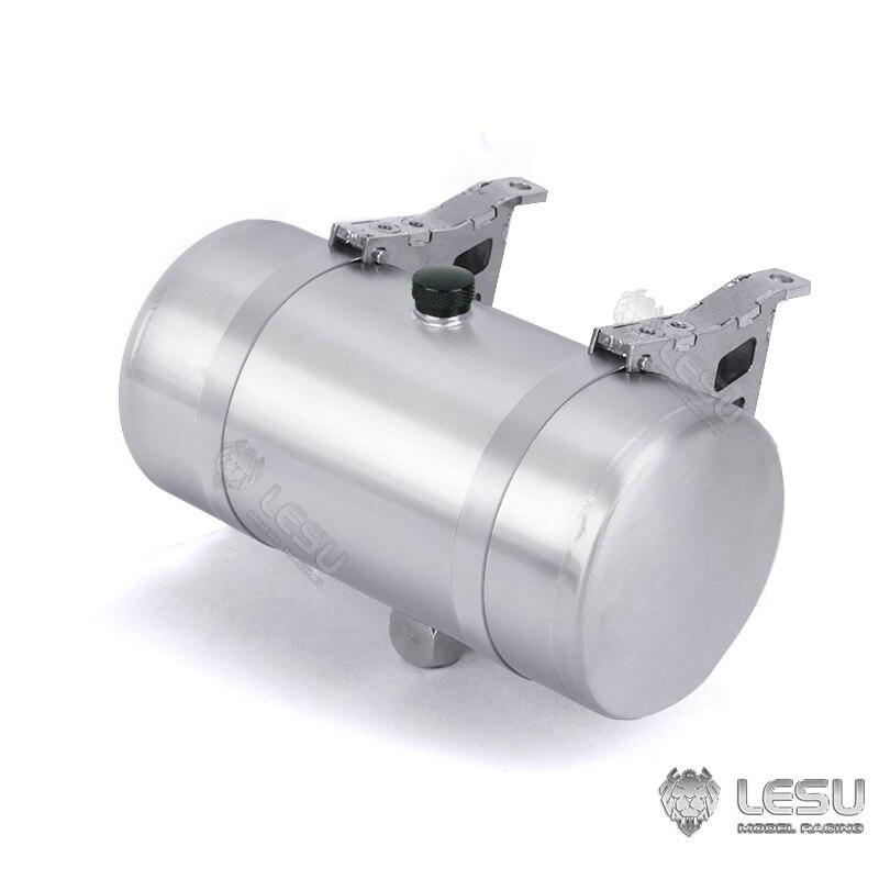 85 مللي متر LESU المعادن خزان النفط ل 1/14 DIY بها بنفسك تاميا الملك Hauler GL التحكم عن بعد جرار مركبة يتم التحكم بها عن بُعد نموذج TH19235-SMT3