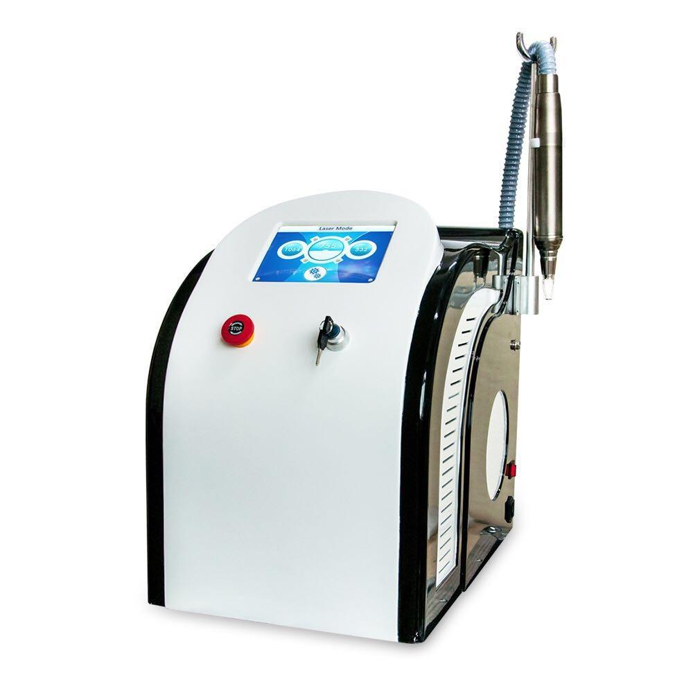 أسود الكربون المعصم الجمال الجلد التقشير آلة إزالة الوشم بالليزر PS سعر المصنع