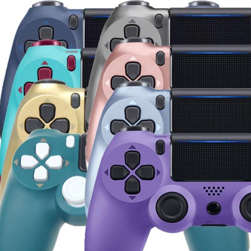 لوحة ألعاب لاسلكية PS4 غمبد ل PS4 تحكم وحدة تحكم بلوتوث ل المقود ل manette ps4