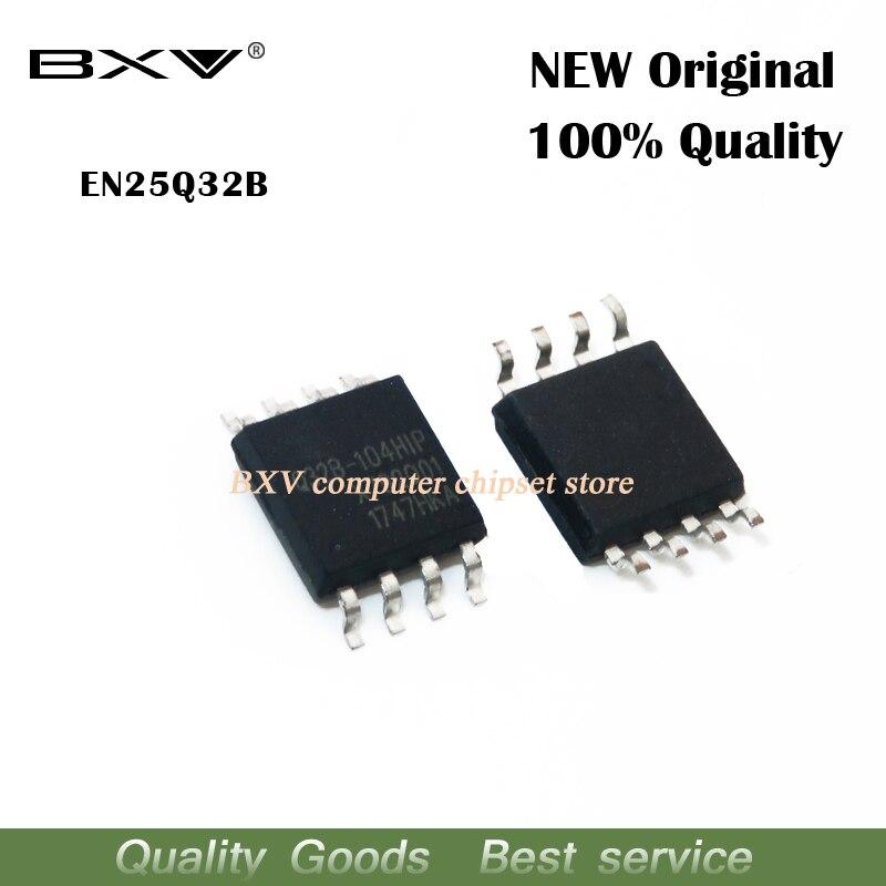 5 pçs EN25Q32B-104HIP 25q32b-104hip Q32B-104HIP sop-8 novo original frete grátis