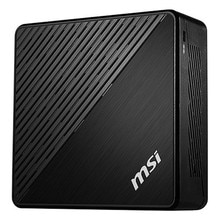 Mini PC MSI – i7-10510U LAN, wi-fi USB-C, noir