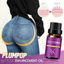 10ml 100% Pure Natural Rose Fragrance Oil Hip Lift Butt Enlargement  for Buttocks Up Massage Oil Bod