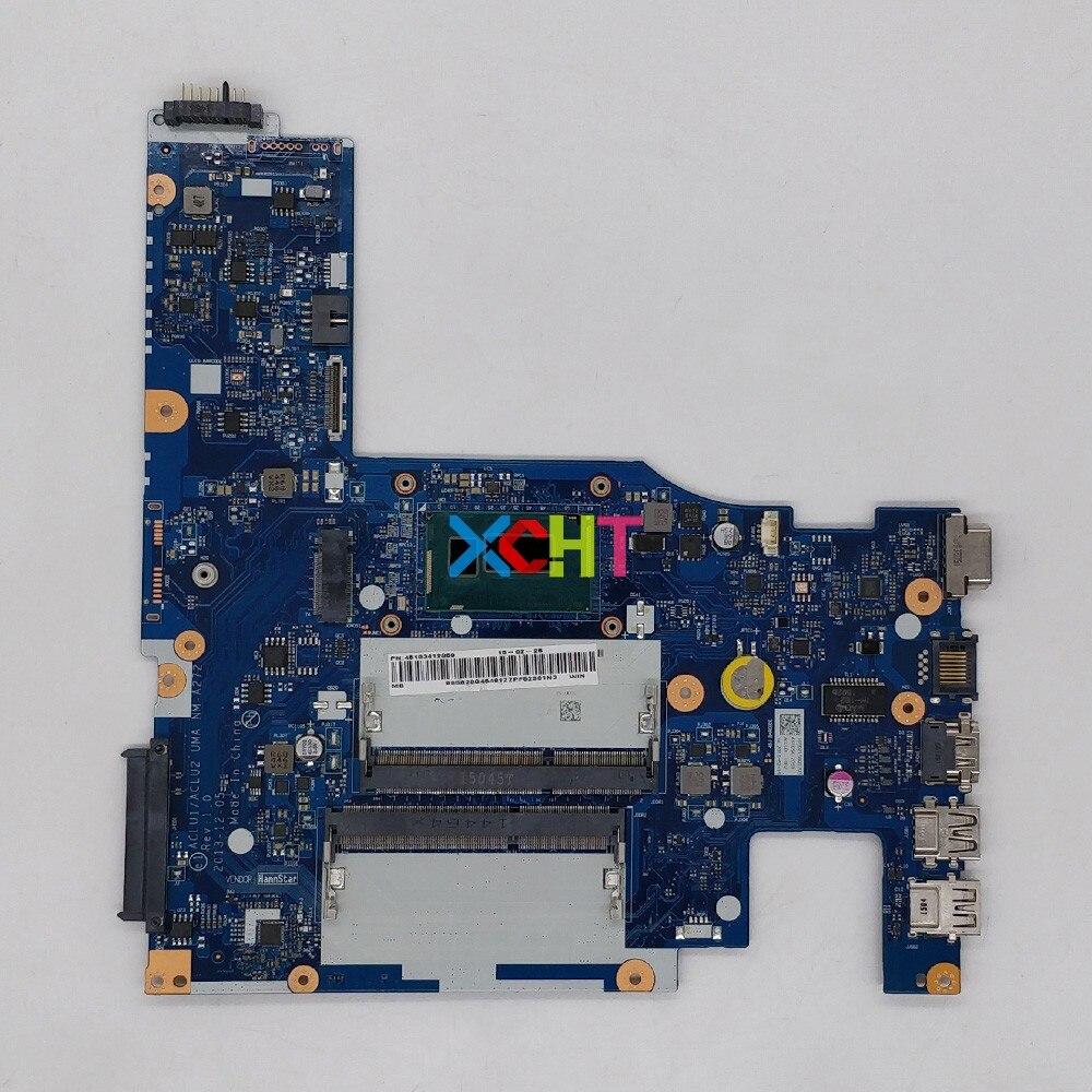 لينوفو Z50-70 5B20G45481 SR1EB i7-4510U ACLU1/ACLU2 UMA NM-A272 DDR3 محمول اللوحة اللوحة اختبار