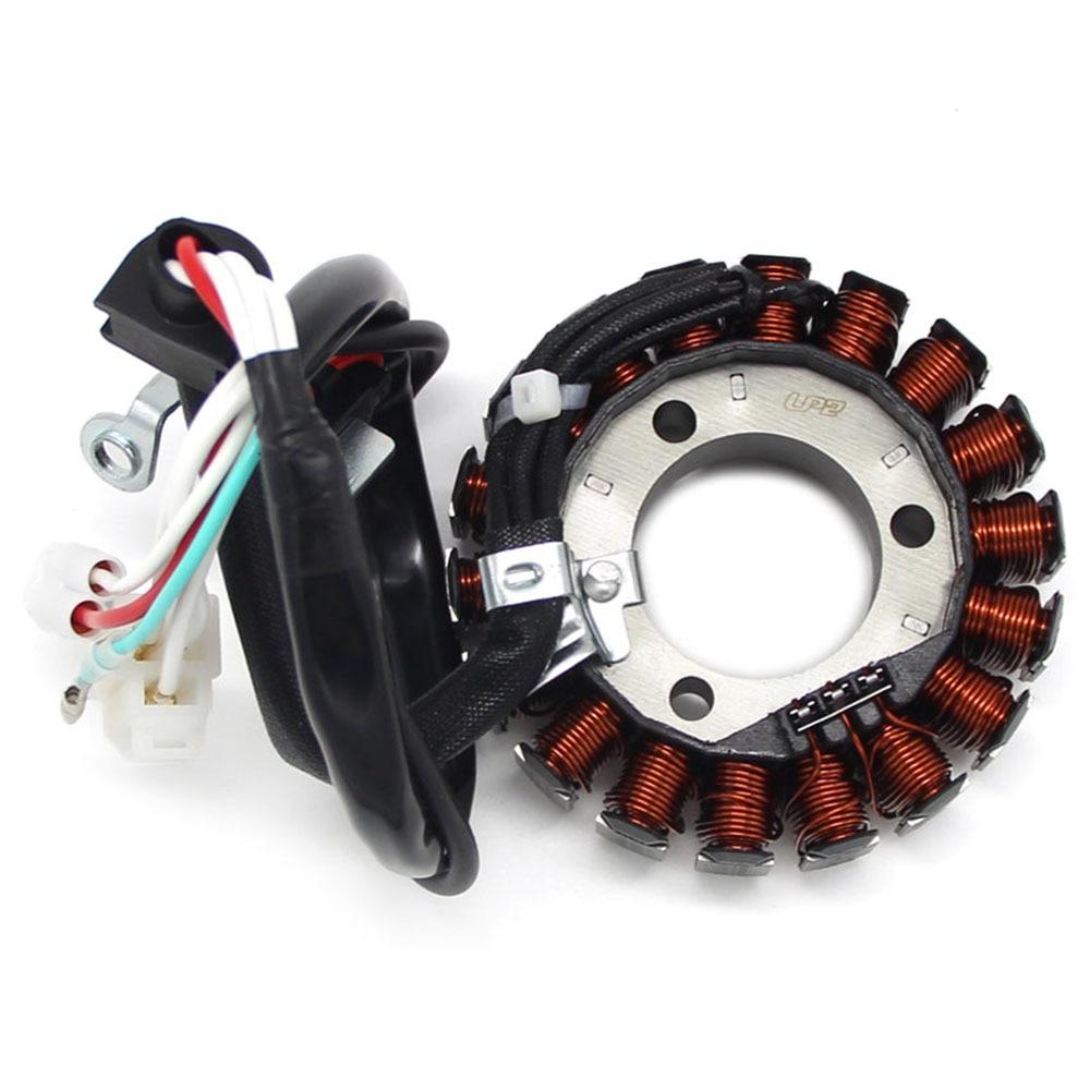 Motorrad Magneto Generator Stator Spule Für Yamaha YB125 YB125SPD 2008 YBR125ED / 3D9 YBR125ED / 51D 3D9-H1410-12 3D9-H1410-10