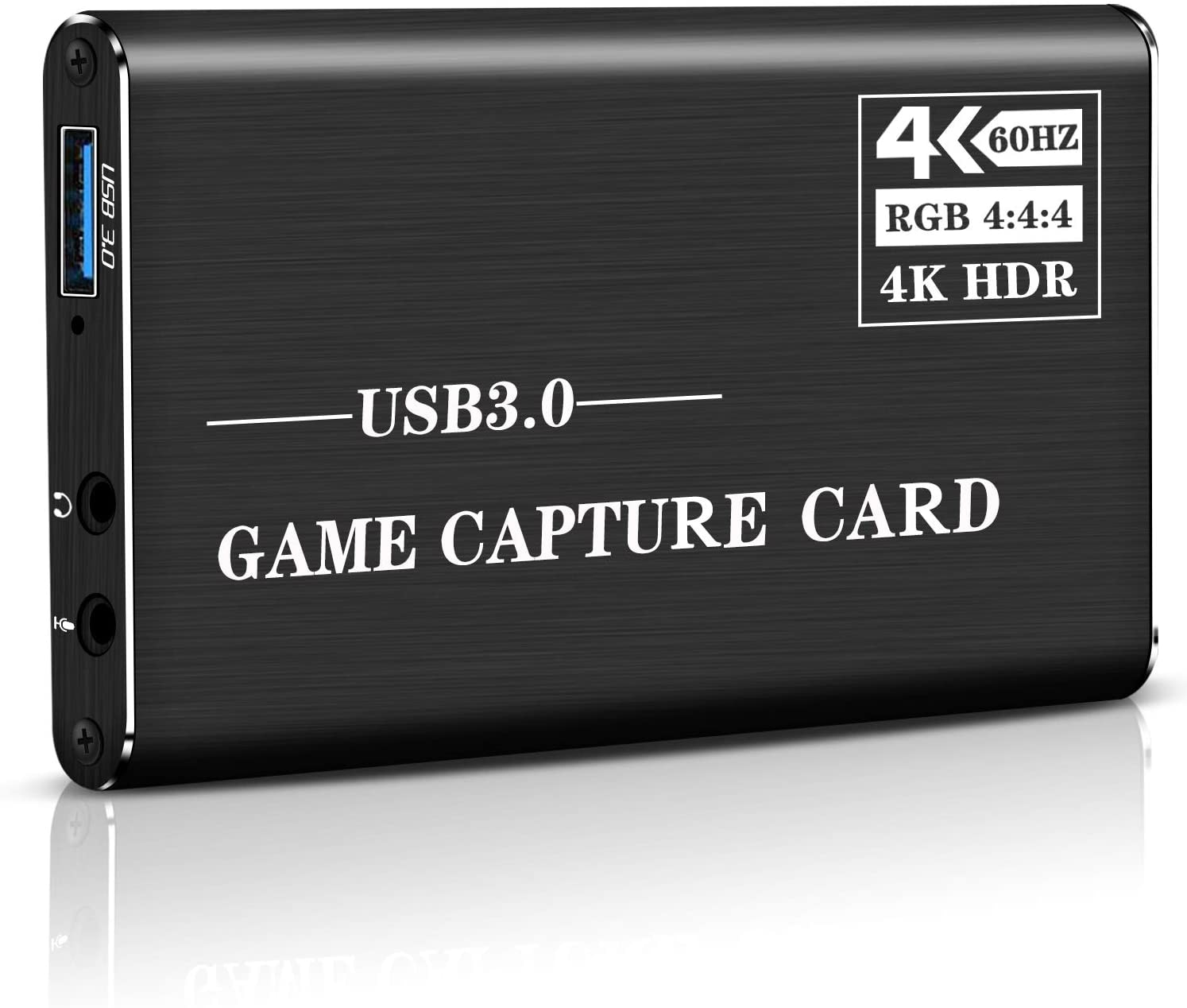 best hd 1080p hd 3g sdi hdmi vga ypbpr dvi capture dongle live streaming video audio capture card game video grabber Y&H 4K Game Capture Cards,HDMI-compatible to USB3.0 Audio Video Grabber HD 1080P 60HZ Live Streaming Game Recorder Device
