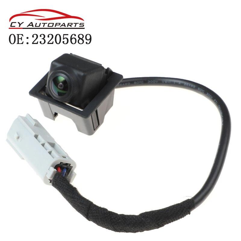 Nova câmera traseira-backup para cadillac gmc 10-15 srx 23205689 22868129/15926122/20910350/22915398