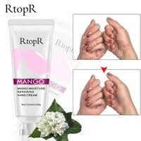 rtopr olive hand cream anti aging skin whitening nourishing hydrating moisturizing crack prevention hand care