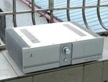 BRZHIFI BZ4312A2 double boîtier en aluminium pour amplificateur de puissance de classe A
