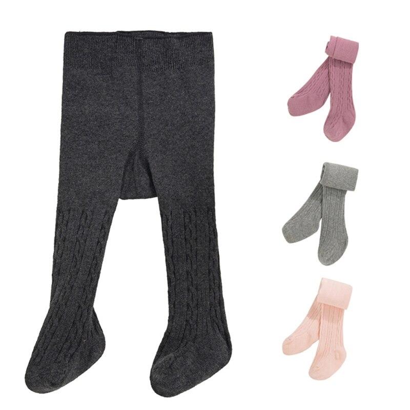 Newborm bebê collants algodão infantil da criança meias de algodão do bebê meninas dos miúdos meias hosiery