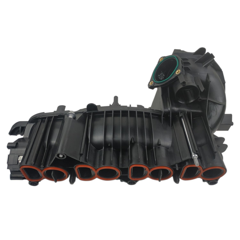 AP03 colector de admisión de w/o actuador 2.0d N47 para BMW E81 E87 E88 E82 E90 E92 E93 E91 E60 E61X1 E84 X3 E83 11618507239