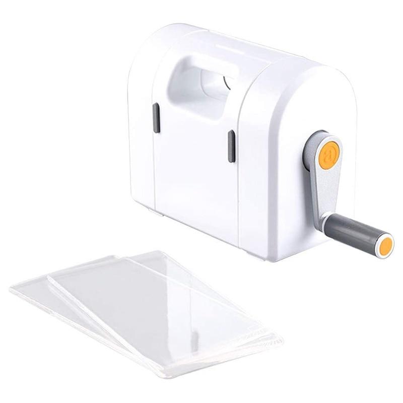 يموت قطع ماكينة نقش ورقة بطاقة الحرفية سكرابوكينغ DIY بها بنفسك يموت آلة قطع أداة للفنون الحرف
