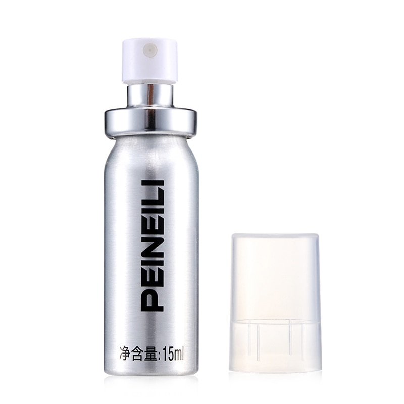 15 ml Penile erection spray New peineili male delay spray lasting 60 minutes sex products for men pe