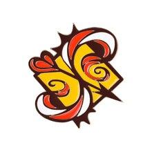Anime sk)sk8 the Infinity Reki Kyan Miya Langa Cosplay Costume da cartone animato puntelli distintivo in metallo Pin