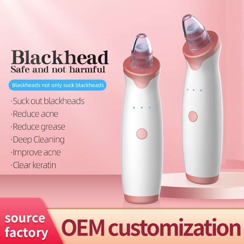 Blackhead Remover Face Deep Nose Cleaner Cleansing Skin Care Machine Birthday Gift Dropshipping Beauty Tools enlarge