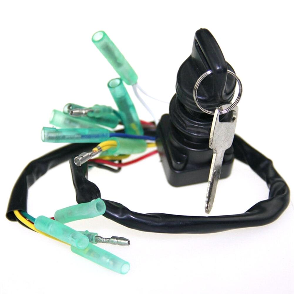703-82510-43-00 аксессуары блок управления мотор легко установить фитнес ключ зажигания Главная Замена Подвесной лодочный для Yamaha