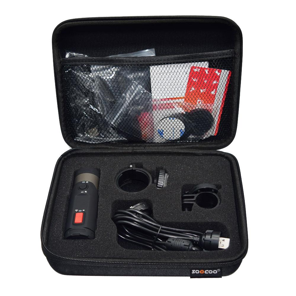 1 Pcs Outdoor SOOCOO S20W Outdoor Waterproof WiFi Full HD 1080P Action Camera 170° Lens Sports Camera enlarge