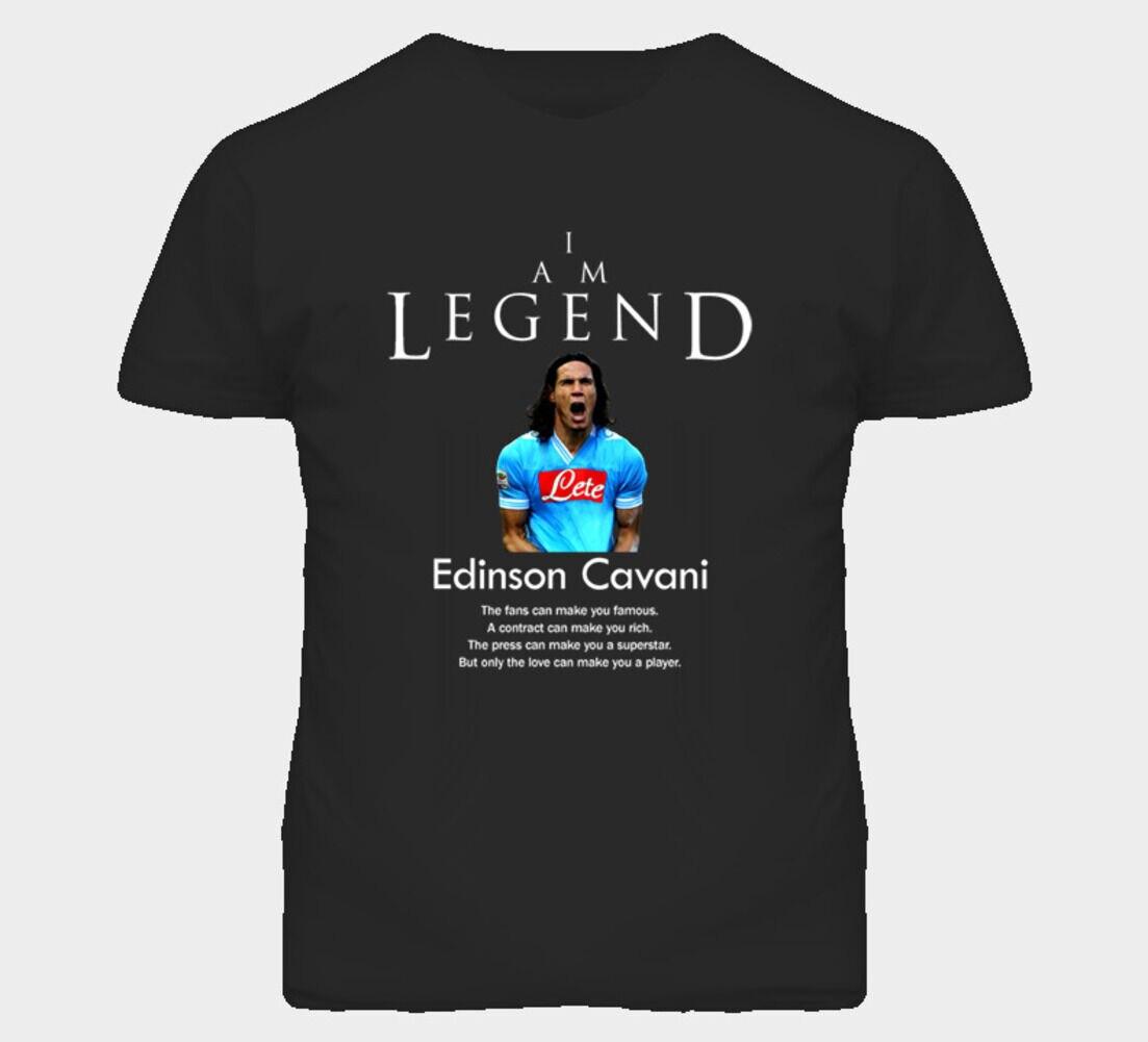 Edinson Cavani Uruguay Legend Soccer Futbol T Shirt
