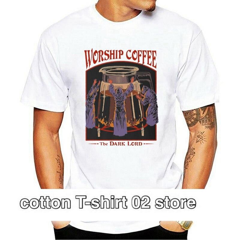 Camiseta liviana de adoración para hombre de camisa Vintage de se? O...