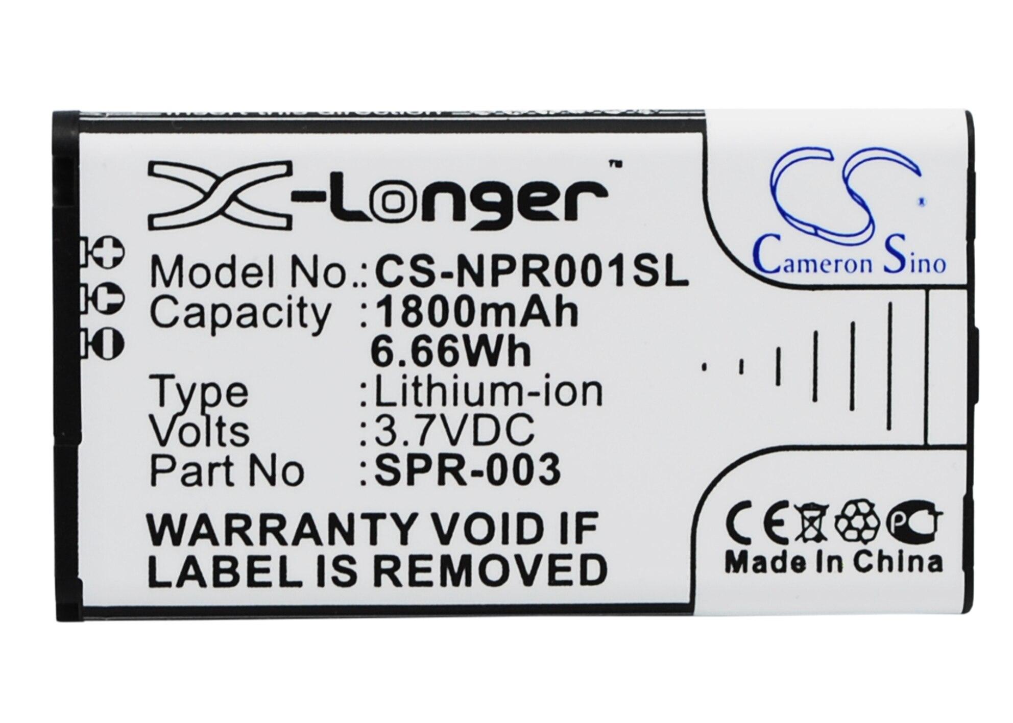 Cameron Sino 1800mAh Battery for Nintendo 3DSLL,DS XL 2015,NEW 3DSLL,SPR-001,SPR-003,SPR-A-BPAA-CO недорого