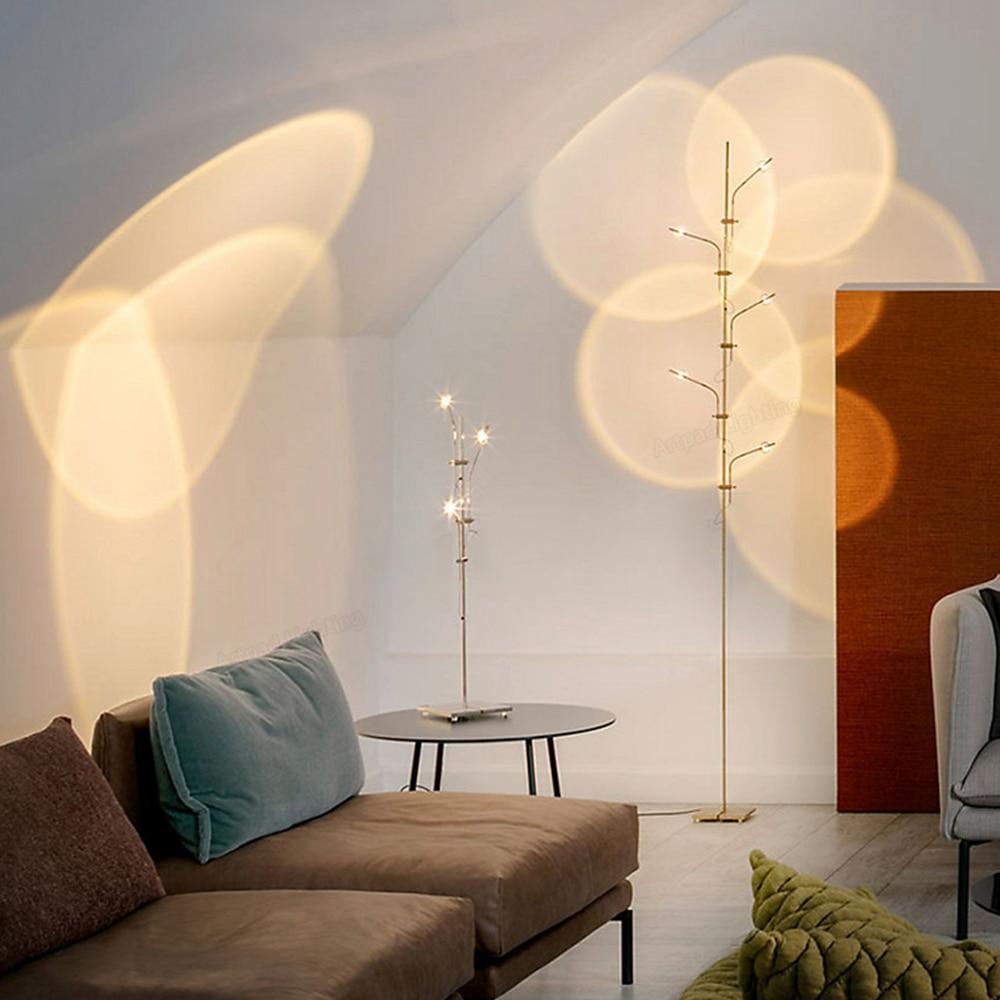 غروب الشمس مصباح الطابق الجدول مصباح غرفة المعيشة غرفة نوم الإسقاط الإبداعية الغلاف الجوي مصباح مصباح للزينة