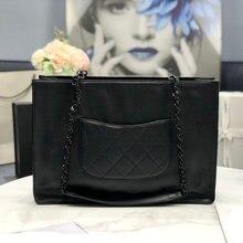lady handbag soft import lambskin leather luxury designer women v thread chain strap hobo shoulder b