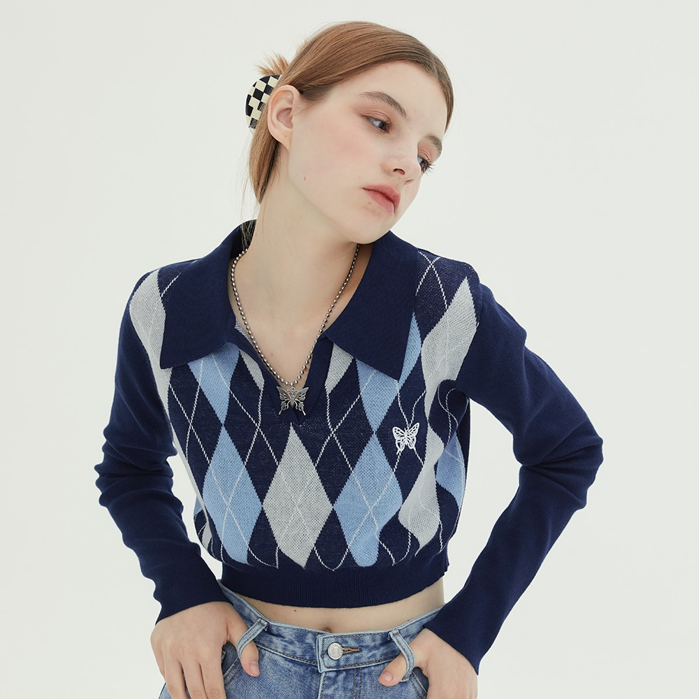 Luxury Origin Vintage 2021 Fashion Knitted Fitness Y2K Sweater Knit Winter Tops y2k Clothes Preppy Look Sweaters Casual Pull