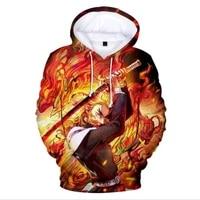 3d demon slayer womensmens sweatshirt hooded sweatshirt for men and women