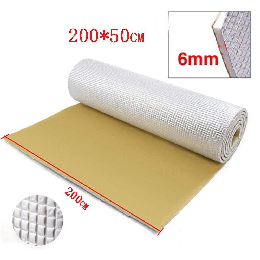 Almofada de isolamento acústico tapete repalcement universal interior metal corrosão