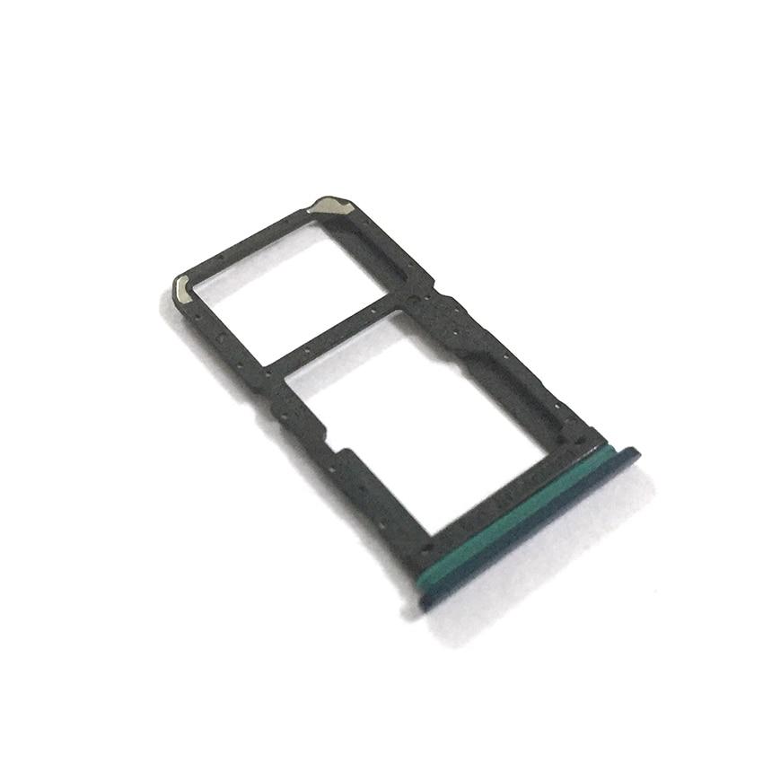 Sim Tray Holder For OPPO Reno 2 Reno2 SIM Card Tray Slot Holder Adapter Socket Repair Parts