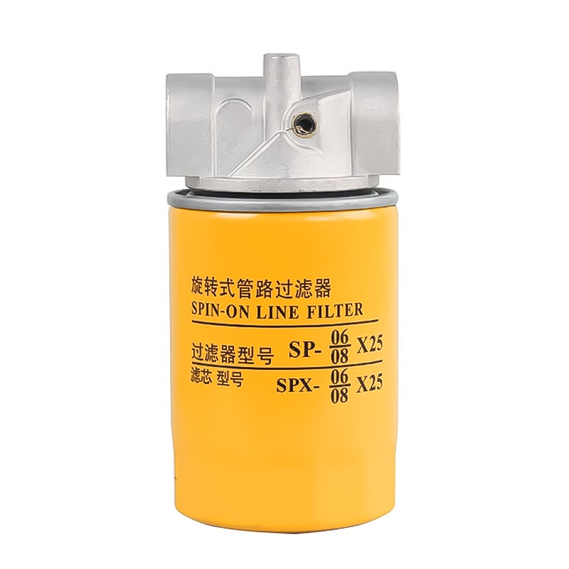 Conjunto de filtro SPX-06/08*25 para pipelne