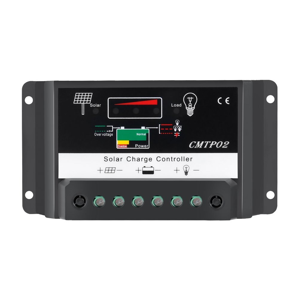 1 unidad 20A Actuaully 12 V/24 V Auto distingue PWM Panel de luz de calle Solar controlador de carga envío gratis