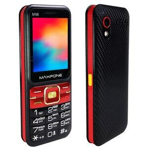 2,4 дюймов мобильные телефоны для двух сим-карт, c операционной системой карт 2G GSM пожилая мобильный телефон длительное время ожидания старши...