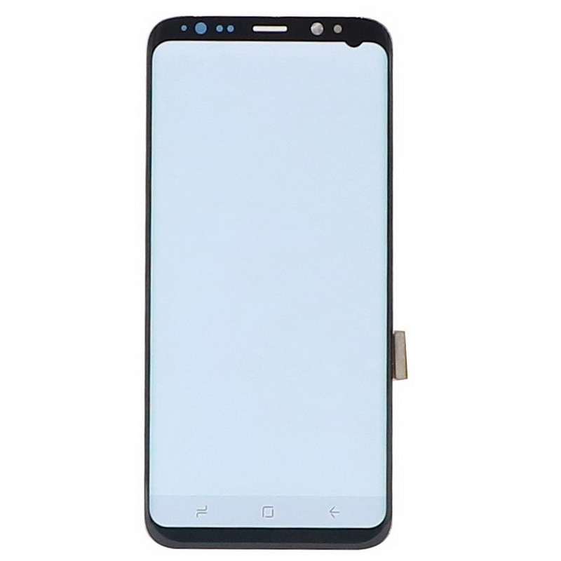 Original Super AMOLED S8 LCD For Samsung Galaxy S8 G950 G950F Display S8+ S8 Plus G955 G955FD Touch Screen Digitizer+Dead pixels enlarge