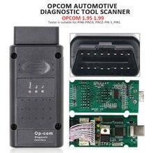Vehemo-outil de Diagnostic V1.99 V1.95 USB   Scanner de voiture, voiture, utile, Instrument dinterface pour automobile, accessoires de voiture pour Opel