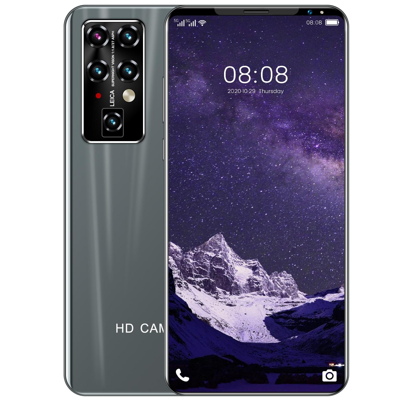 2021 P50 Pro 8+128GB Face Fingerprint ID 1080*2340 Dual SIM+SD Mobile Phone 5.5 Inch 10 Core 24+32MP Andriod Smart Phone MTK6889