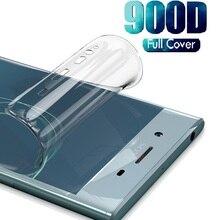Film Hydrogel 9H Premium pour Sony Xperia Z3 D6603 D6653 film protecteur décran pour Sony Z3 * verre non trempé