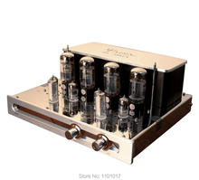 YAQIN MC-5881A oeil magique Push-Pull amplificateur de Tube HIFI EXQUIS 5881 lampe casque ampli