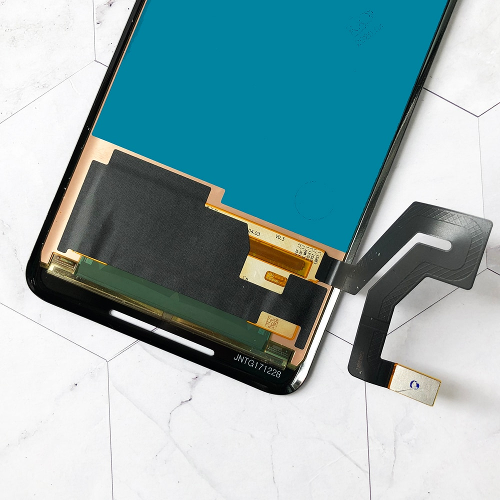 100% Original Amoled For Google Pixel 2 XL LCD Display Touch Screen for Google Pixel 2XL Digitizer Assembly Replacement Parts enlarge