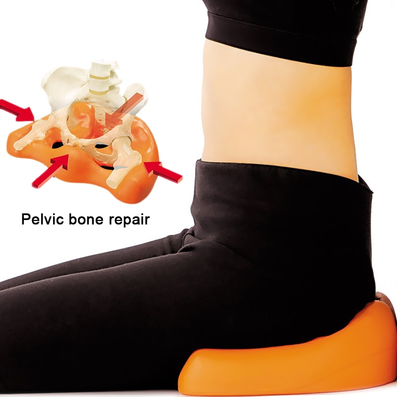 Pelvic Repair Cushion Correct Sitting Posture Repair Pelvic Breathable Anti-Bedsore Buttock Massage Pelvic Massage Health Care