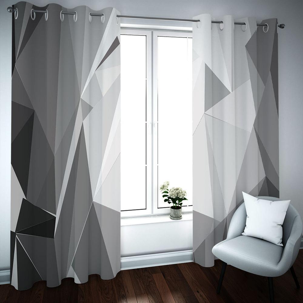 ستائر نافذة ثلاثية الأبعاد على الطراز الأوروبي ، فاخرة ، لغرفة المعيشة ، غرفة النوم ، المكتب ، الفندق ، المنزل