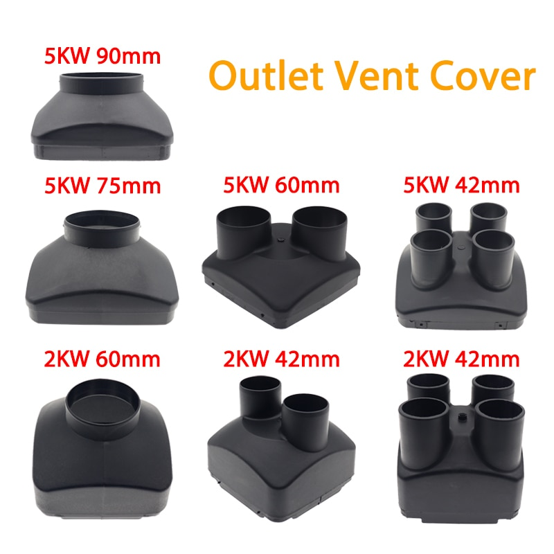 Air Outlet Vent Cover For Air Diesel Parking Heater Parts For Webasto Heater 2KW 5KW For Car Truck B
