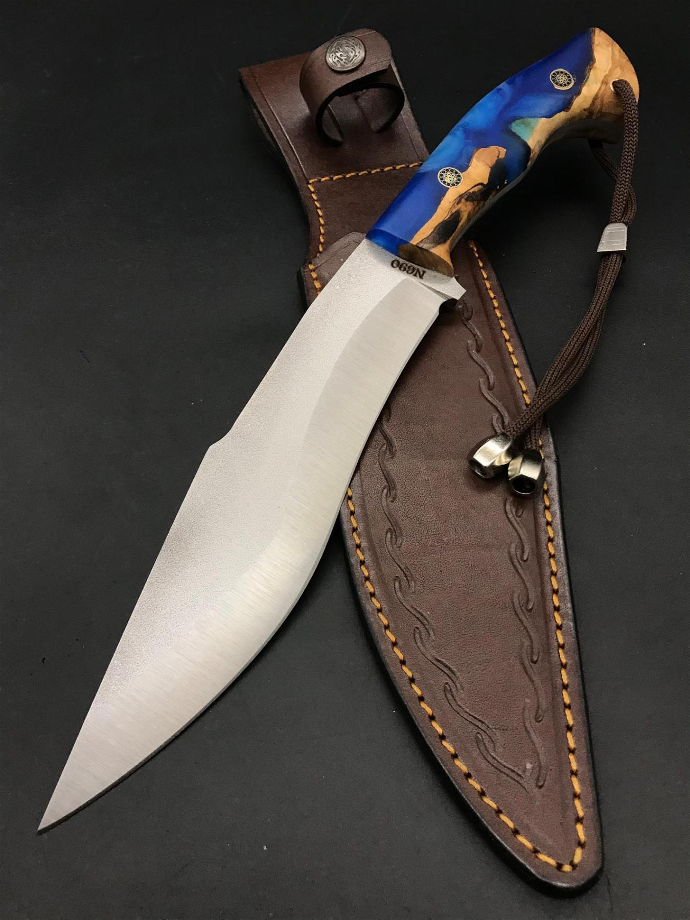 BOHLER N690 Camping Knife BB44-2