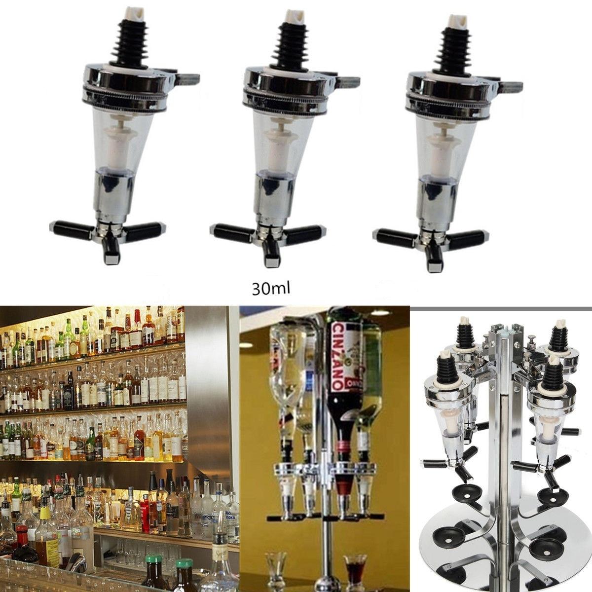 Dispensador de bebidas alcohólicas para vino o cócteles montado en la pared