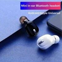 x9 mini bluetooth 5 0 headphones hifi wireless earphones with microphone sport earbuds stereo earphones for xiaomi iphone huawei