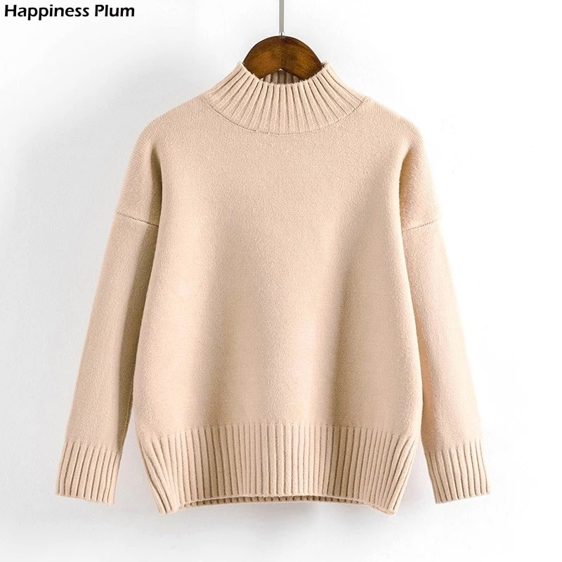 Autumn wmen pullovers Winter women sweater ladies long sleeve knitted pullovers top femme pull tight shirts jumper