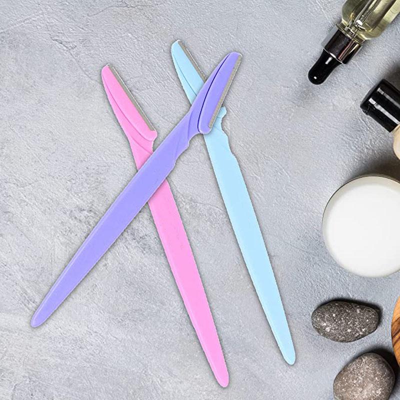 Eyebrow Razor Trimmer Shaver Hair Remover Makeup Tools Facial Razor Face Bikini Hair Removers Women