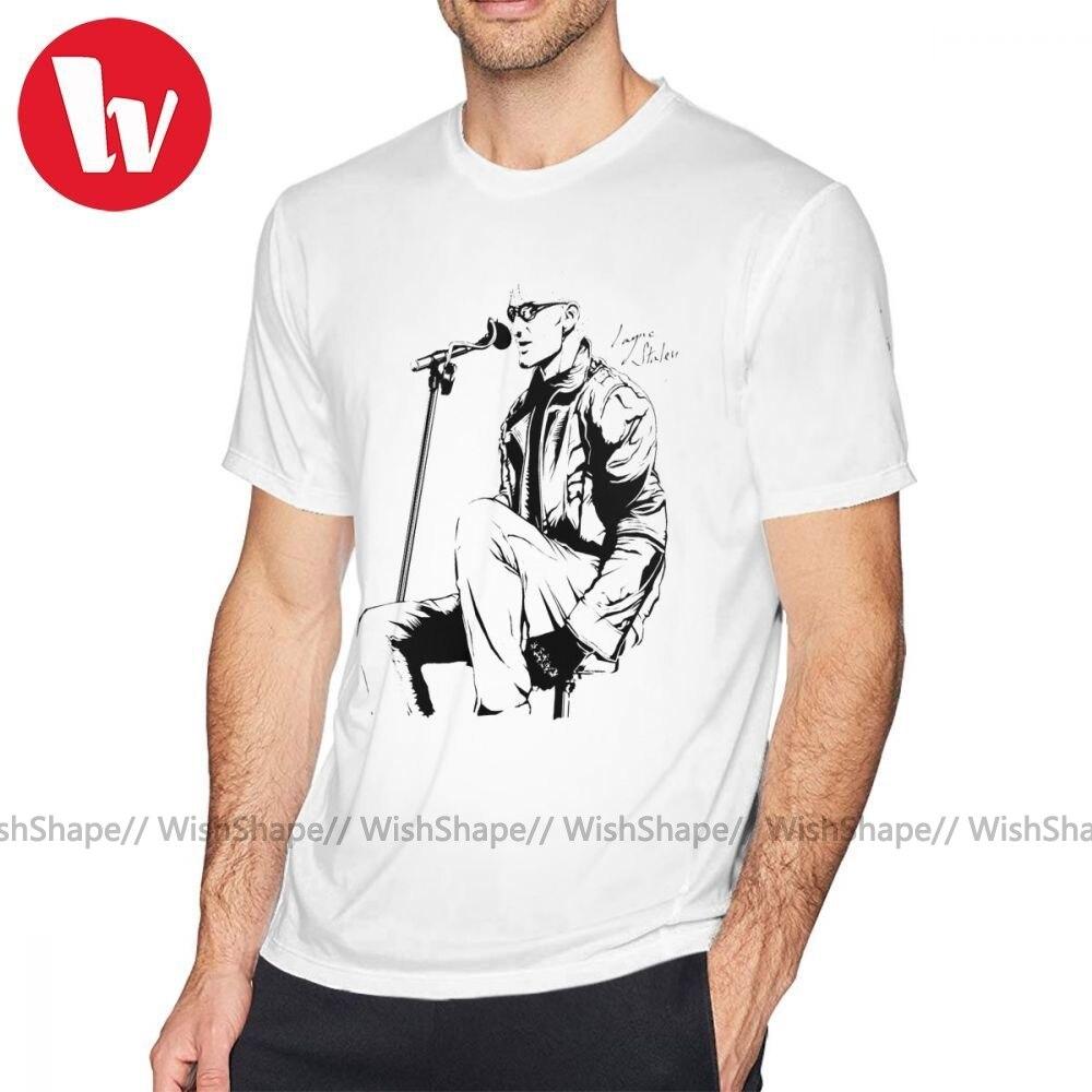 Футболка с принтом «Alice In Chains», футболка в рок-стиле Layne Staley, Мужская футболка с короткими рукавами, забавная Классическая футболка из 100 хлоп...