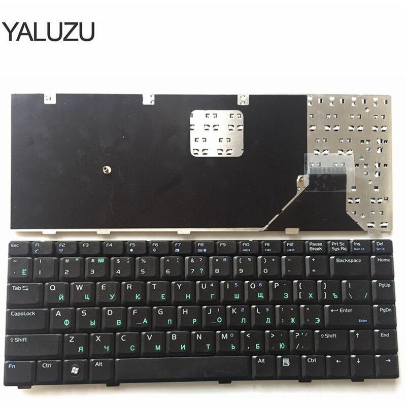 YALUZU Russian Black New RU laptop keyboard For ASUS Z99Sc Z99Dc A99E A8Sc X99Tc A8Dc Z99sr X83 W3J