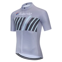banesto cycling jersey breathable cool cycling jersey short sleeve summer quick dry mtb road bike jersey cycling clothing men