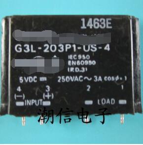 Envío Gratis nuevo 100 nuevo % 100 G3L-203P1-US-4 5VDC